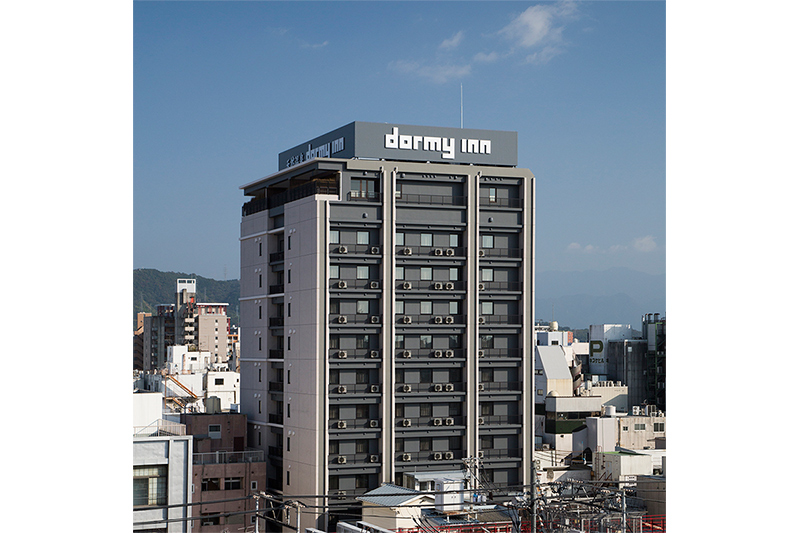 (仮称)ドーミーイン松山新築工事