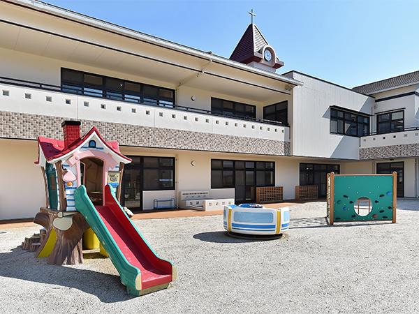 若葉幼稚園 新築工事
