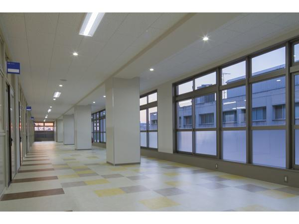 聖カタリナ女子高等学校増改築工事(仮称)