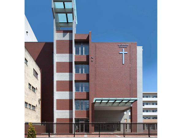 聖カタリナ大学 看護学科 増設(新設)工事